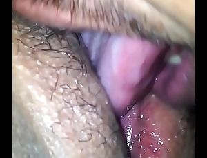 Shellacking my exwife tight pussy shine up to that babe cum