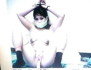 Kidnapped menial mary jane is gagged prevalent will not hear of panties!