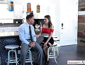 Amateur wife lana rhoades bonks husbands aide-de-camp