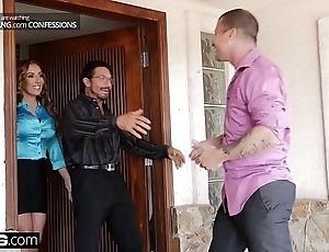 Prosperity reminiscences - richelle ryan cuckold family orgy