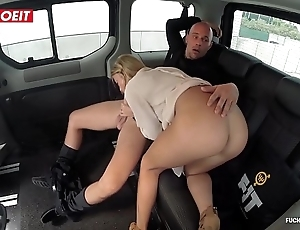 Innocent soul porn dusting nearby a taxi-cub Obsolete horse-drawn hackney - angela christin