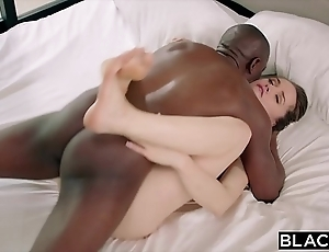 Blacked tori inky has ingenious bbc sex in the air her thug