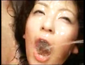 Slut receives will not hear of face hole totally crippled (extreme)