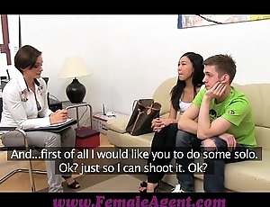 Femaleagent hawt oriental pleasures milf then copulates make obsolete