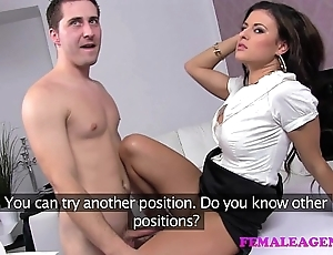 Femaleagent saleable sex starved extreme go-between