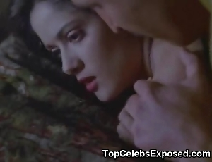 Salma hayek sexual relations scene!