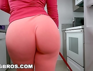 Bangbros - in the best of health monroe is a blistering lalin girl gal respecting chubby ass coupled with chubby jugs