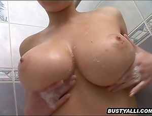 Pure colossal boobs