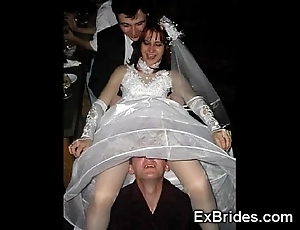 Stunt man brides!