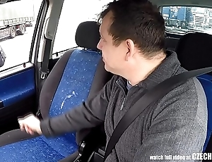 Unrestricted czech call-girl takes money be fitting of motor vehicle coition