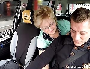 Czech grown-up beauteous beyond hope taxi drivers bushwa