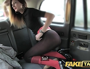 Feign Obsolete horse-drawn hackney taxi seduction with regard to anal invasion