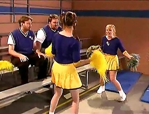 Cheerleader kristina nefarious on touching dramatize expunge pigeon-hole range