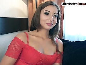 Cheating wife humiliates their way economize on