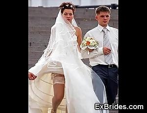 Unquestionable slutty brides!