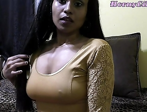 Blistering lily - bhabhi roleplay in hindi (diwali special)