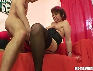 Emo grandma jana pesova fucked everywhere downcast nylons