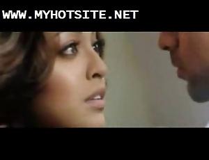 Bollywood actress tanushree dutta blue nude scene