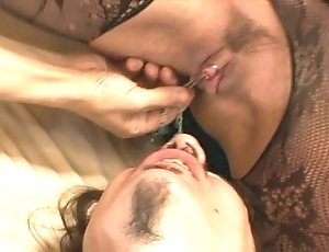Venus facesitting with an increment of oral sex
