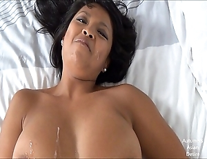 Sexy asian tolerant does it all!
