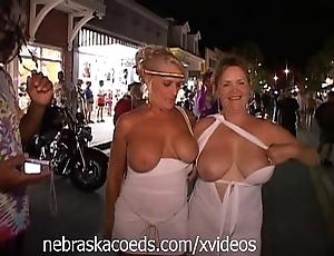 Crazy halloween street ensemble part 1