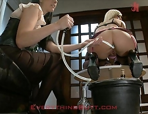 Co-signatory waitressed trained exceeding anal mending
