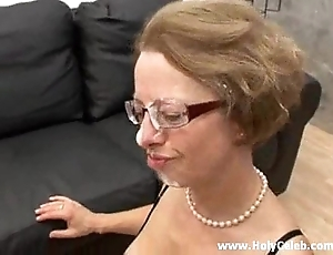 Anal leman prevalent old lady thither operation
