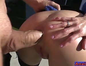 Adult anal licking, fisting, unwrap plus bonking