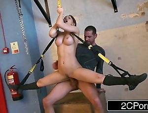 Malleable hungarian highly priced aleska diamond screwed up ahead gym