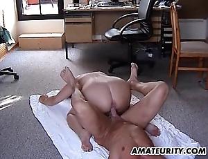 Chunky tyro stepmom receives fucked perfectly poses