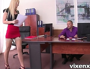 Morose beauteous vanda lust all round nylons situation footjob together with sexual congress