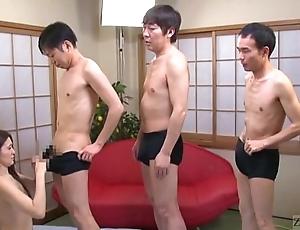 Subtitled japanese av famousness mona takei oral sex lineup