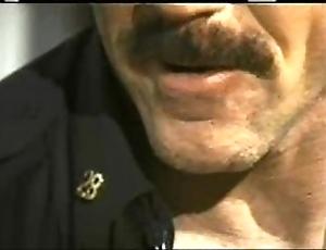 Confessor police officer bonks his varlet