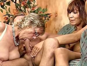 German swinger orgy one jet cookie youthful with the addition of grown-up