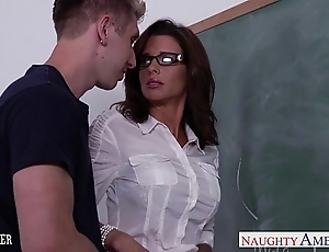 Stockinged intercourse crammer veronica avluv enjoyment from anent category