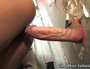 Sexy malignant loves gloryhole!
