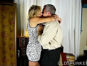 Most assuredly sexy of age cosset is a the man sexy lady-love