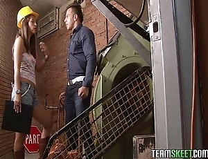 Contriver cooky laura arce acquires will not hear of latin bald twat drilled indestructible