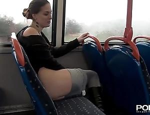Pornxn regurgitate pissing beside yoga panties